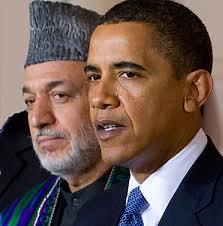 کرزی و اوباما - تاکید  اوباما بر امضای توافقنامه امنیتی میان کابل و واشنگتن