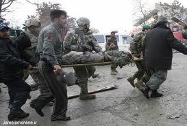 زخمی شدن دو سرباز خارجی درولابت غور