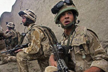 شدن 10 نظامی ناتو در افغانستان - شعله ور شدن آتش جنگ با ادامه حضور ناتو در افغانستان