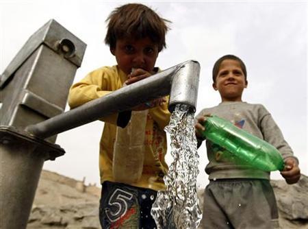کمبود آب - تامین آب صحی آشامیدنی برای 670 خانواده در هلمند