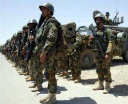 یكهزار و 400 سرباز آموزش دیده به ارتش افغانستان پیوستند - افزایش آماده گی کوماندوهای کندهار برای عملیات در ولایت هلمند