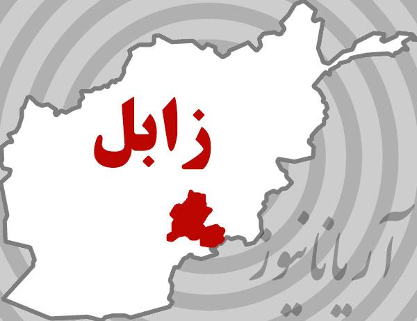 زابل - حمله انتحاری طالبان در ولایت زابل