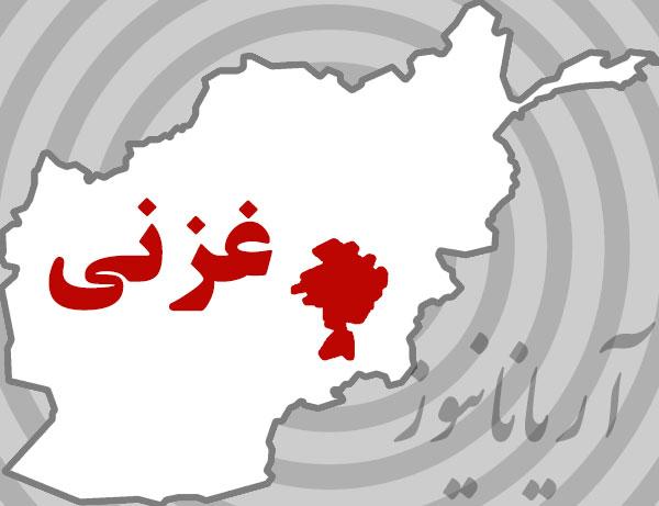 غزنی - شهر غزنی هدف حمله راکتی قرار گرفت