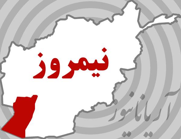 نیمروز - تسلیحات جنگی طالبان در نیمروز به دست نیروهای امنیتی افتاد