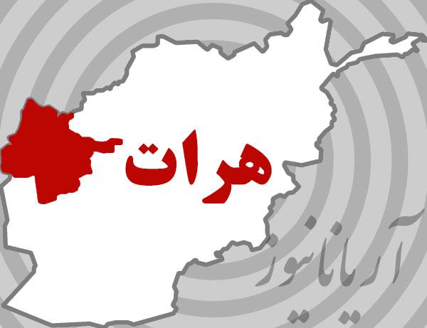 هرات - انفجار یک موتر بمب در ولسوالی زنده جان ولایت هرات