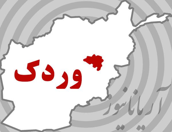 وردک - والی میدان وردک هدف حمله تروریستی قرار گرفت