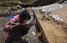 آب 226x145 - افزایش نگرانی ها از غیر صحی بودن آبهای زیر زمینی شهر کابل