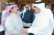 آل خلیفه 226x145 - آل خلیفه برای سرکوب قیام مردم بحرین به آل سعود پناه بُرد!