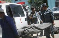 امبولانس 226x145 - وقوع یک انفجار در هرات