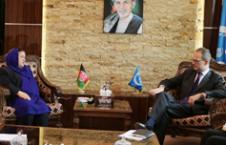 اوریاخیل 226x145 - دیدار خانم اوریاخیل با سفیر بریتانیا در کابل