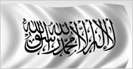 بیرق طالبان 1 - طالبان، تماس با حزب اسلامی را تکذیب کردند!