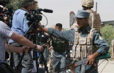 خشونت علیه خبرنگاران 226x145 - امسال خونین ترین سال برای خبرنگاران افغان است!