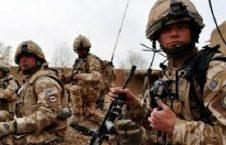 سرباز امریکایی 226x145 - زخمی شدن پنج عسکر امریکایی در ننگرهار