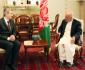 ملاقات رئیس جمهور احمدزی با سفیر بلجیم