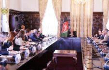 غنی 226x145 - دیدار رئیس جمهور با هیئتی از مجلس سنای امریکا