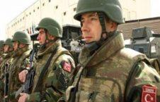 نظامیان ترکیه 226x145 - کشته شدن دوعسکر ترکیه در شمال عراق