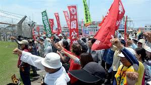 کوریای جنوبی - استقرار سامانه راکتی تاد امریکا، خشم مردم کوریای جنوبی را برانگیخت!