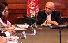 ykd 226x145 - دیدار رئیس جمهور احمدزی با مسئول عمومی ادارهء زنان سازمان ملل متحد