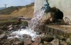 آبرسانی 226x145 - راه اندازی یک پروژه آبرسانی در مربوطات ولایت ننگرهار