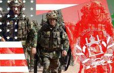 امریکا افغانستان 226x145 - جنگ و ویرانی، میراث 18 سال سیاست امریکا در کشور
