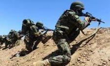 عملیات نظامی 226x135 - پاکسازی ولسوالی خواجه غار ولایت تخار از وجود هراس افگنان طالب