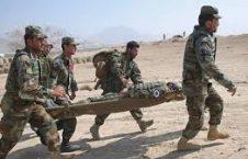 نظامیان 226x145 - افزایش ۲۰ فیصدی تلفات نظامیان افغان در سال جاری عیسوی