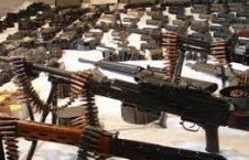 اسلحه 226x145 - کشف و  ضبط یک محموله بزرگ اسلحه در ولایت هرات