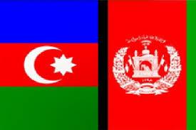 افغانستان و آذربایجان - دیدار صلاح الدين رباني با وزیر خارجه آذربايجان