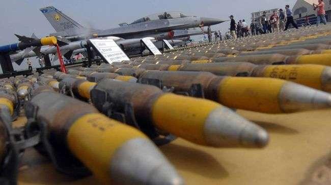 سلاح - موافقت امریکا با فروش ۱۹۷ ملیون دالر سلاح به مصر