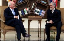 عبدالله 226x145 - دیدار دکتور عبدالله عبدالله با معاون ارشد بانک جهانی
