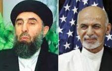 غنی و حکمتیار 226x145 - قرارداد صلح با حکمتیار یا حزب اسلامی؟!