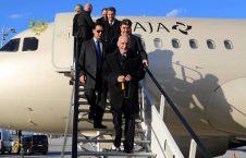 غنی 4 226x145 - رییس جمهور اشرف غنی به ترکمنستان رفت