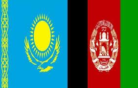 قزاقستان - همایون رسا با سفیر قزاقستان در کابل دیدار کرد