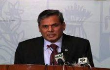 نفیس زکریا 1 226x145 - حمایت پاکستان از توافقنامه صلح حکومت با حزب اسلامی