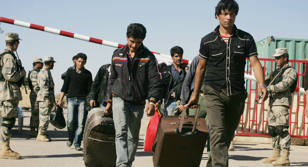 پناهجویان - آغوش باز حکومت به روی پناهجویان اخراجی از جرمنی!