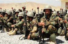 اردوی ملی 226x145 - یکجا شدن 41 عسکر اردوی ملی با طالبان در ولایت ارزگان