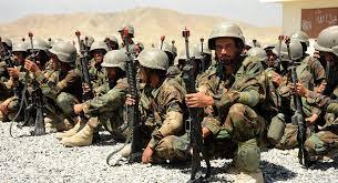 اردوی ملی - یکجا شدن 41 عسکر اردوی ملی با طالبان در ولایت ارزگان
