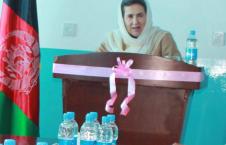 افتتاح 226x145 - افتتاح اولین مرکز تشخیص و تداوی امراض سرطانی در کابل