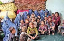 بیجا 226x145 - مساعدت نقدی با خانواده های بیجاشده در ولایت کنر