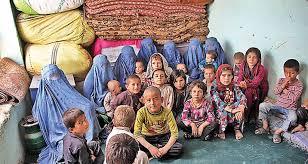 بیجا - کمک رسانی به بیجاشدگان در هلمند