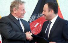 حکیمی 226x145 - امضای توافقنامه مالی افغانستان با امریکا