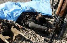 دهشت افگن 226x145 - کشته و زخمی شدن 95 تن از دهشت افگنان در حمله بالای ولسوالی وانت وایگل