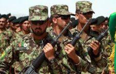 سرباز 226x145 - فرار دهها تن از عساکر افغان از پایگاه های آموزشی در امریکا