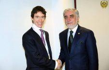 عبدالله و ستیوریت 226x145 - دیدار دکتور عبدالله عبدالله با وزیر توسعه بینالمللی بریتانیا