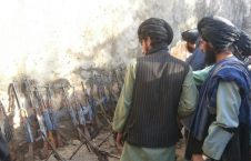 غنائم جنگی 226x145 - ادوات جنگی غنیمتی طالبان!