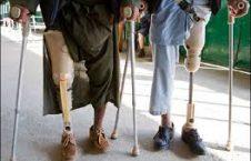 معلول 226x145 - کمتر از یک فیصد معلولان کشور شاغل هستند!