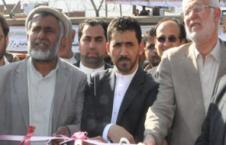 وزیر زراعت 226x145 - ده ها پروژه زراعتی در پروان افتتاح شد