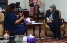 یوناما 226x145 - دیدار سرپرست وزارت معادن و پترولیم با متخصص برنامه های یوناما