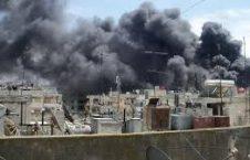 انفجار 226x145 - انفجار در حلب سوریه