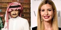 ایوانکا - دوستی دختر ترمپ با شاهزاده سعودی